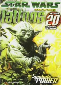 Star Wars Tattoos: Symbols of Power (01.07.2013)