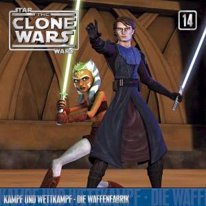 CD 14: The Clone Wars - Kampf und Wettkampf / Die Waffenfabrik