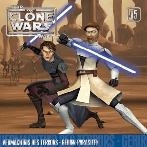 The Clone Wars - 15 - Vermächtnis des Terrors / Gehirn-Parasiten (26.07.2013)