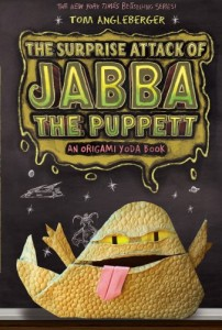Jabba the Puppett: An Origami Yoda Book