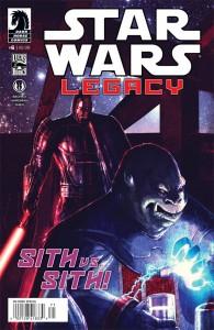 Star Wars: Legacy #6