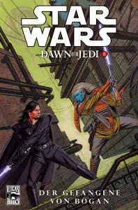 Sonderband #76: Dawn of the Jedi II: Der Gefangene von Bogan (08.10.2013)