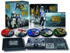The Clone Wars Collector's Edition (Blu-ray)
