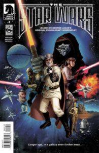 The Star Wars #1 (Ultra-Variantcover von Doug Wheatley)