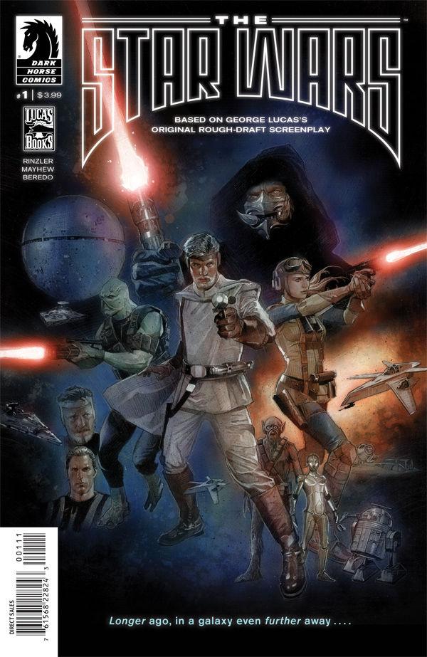 The Star Wars #1 (04.09.2013)