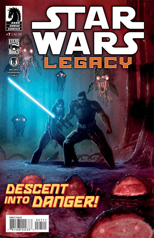 Legacy (Vol. 2) #7
