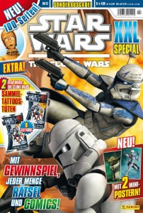 The Clone Wars –– XXL Special 04/13