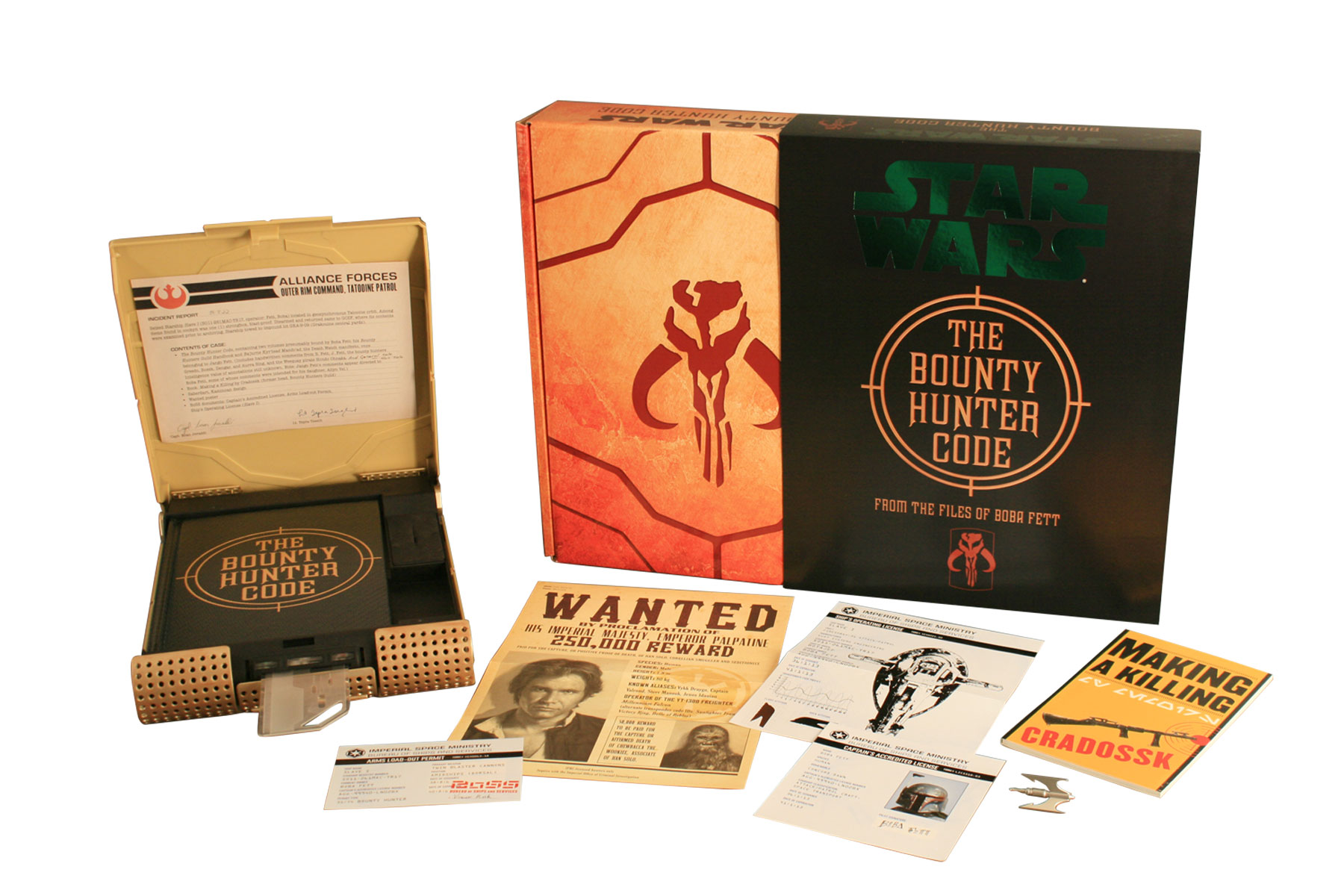 Amazon The Bounty Hunter Code