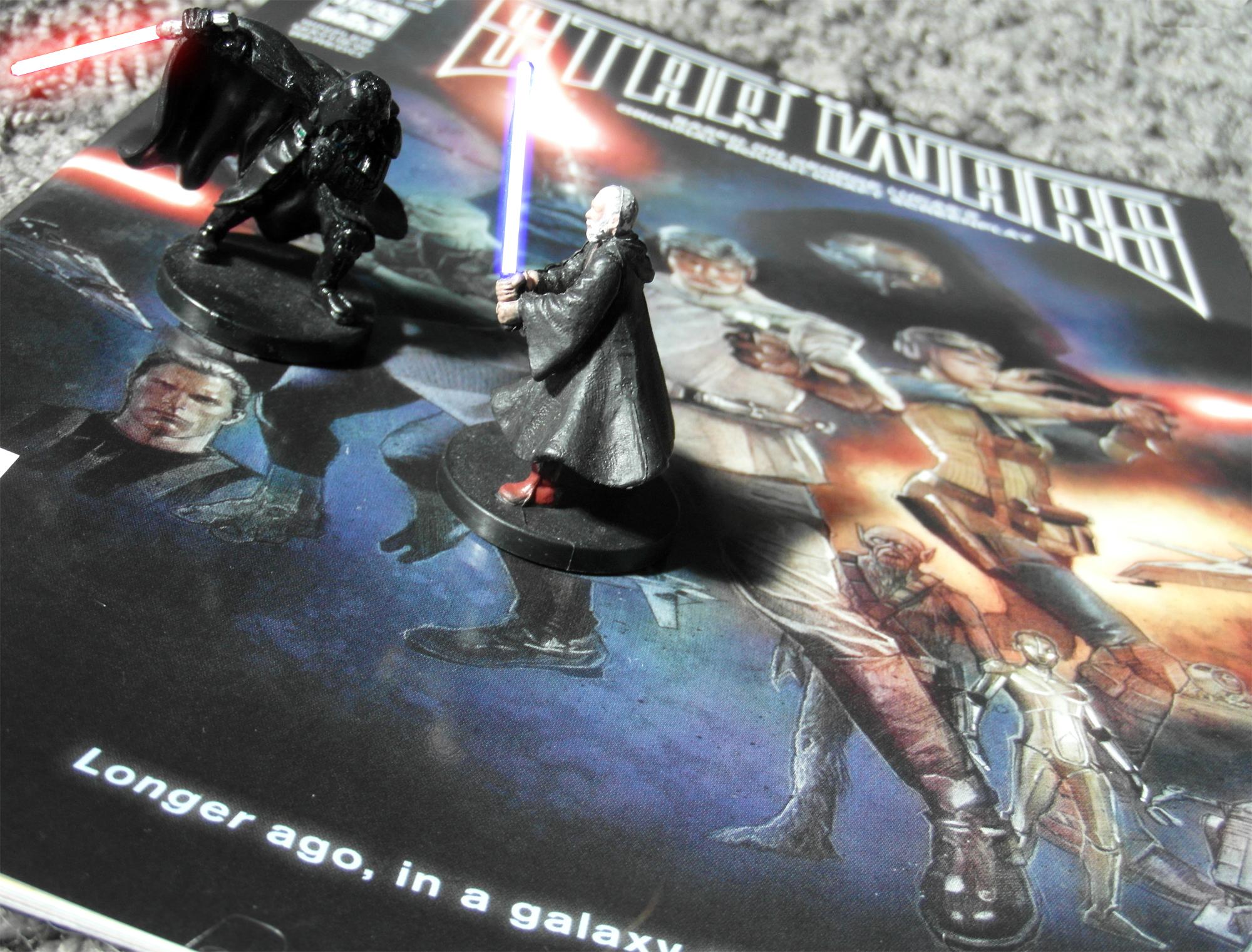 Darth vs. Obi
