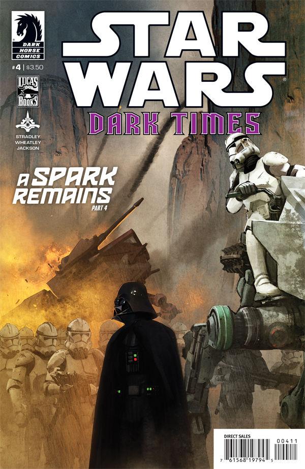 Dark Times: A Spark Remains #4