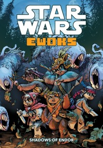 "<a href=""https://jedi-bibliothek.de/datenbank/literatur/shadows-of-endor-9781616551742/""><em>Ewoks: Shadows of Endor</em></a> (09.10.2013)"