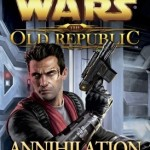 The Old Republic: Annihilation (Paperback-Cover)