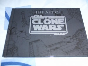 The Art of Star Wars: The Clone Wars (Collector's Edition)