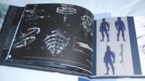 Ein Blick ins Artbook
