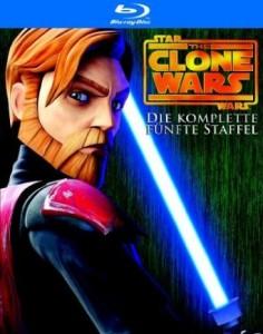 The Clone Wars Staffel 5 Blu-ray