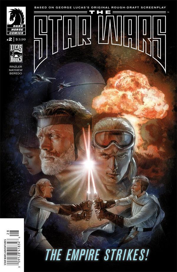 The Star Wars #2 (02.10.2013)
