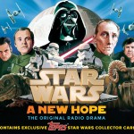 "Star Wars: A New Hope - The Original Radio Drama, Topps ""Dark Side"" Collector's Edition (06.11.2013)"