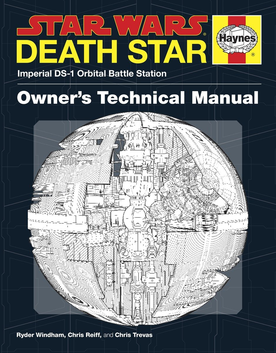 death star owners technical manual star wars imperial ds 1 orbital battle station