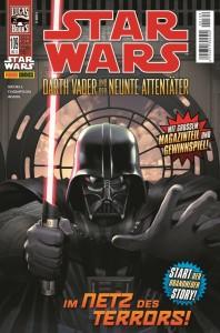 Star Wars #109: Darth Vader und der Neunte Attentäter