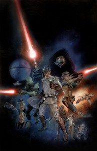 The Star Wars #1 (2nd Printing)