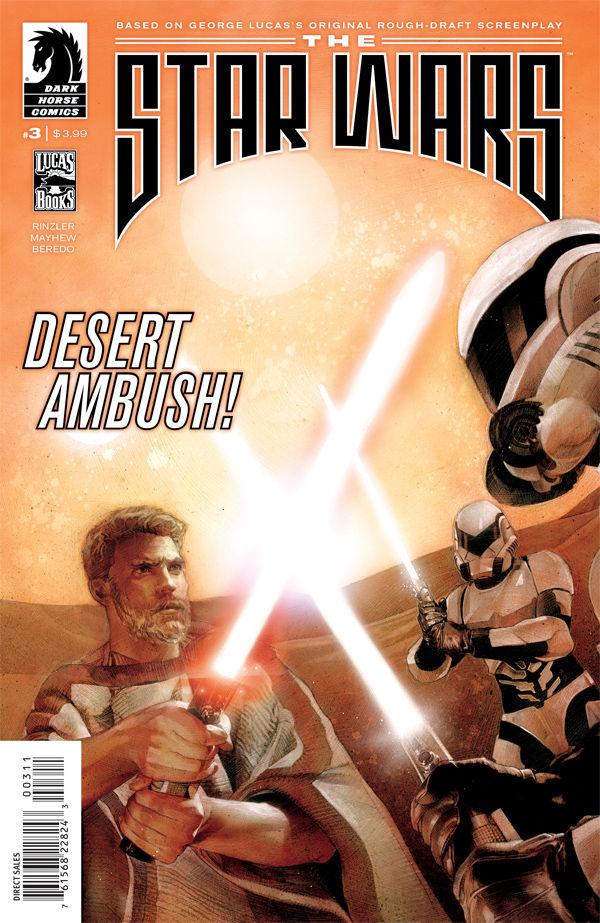 The Star Wars #3 (06.11.2013)