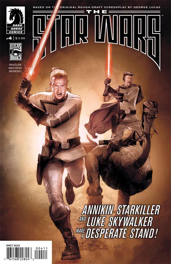 The Star Wars #4 (04.12.2013)