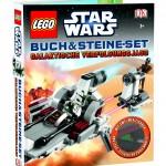 LEGO Star Wars Buch & Steine-Set: Galaktische Verfolgungsjagd