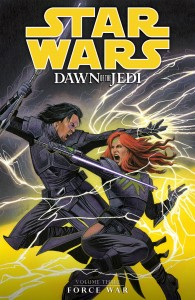 "<a href=""https://jedi-bibliothek.de/datenbank/literatur/force-war-9781616553791/""><em>Dawn of the Jedi Volume 3: Force War</em></a> (24.06.2014)"