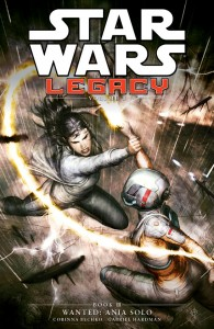 Legacy Volume II Book 3: Wanted: Ania Solo (26.08.2014)
