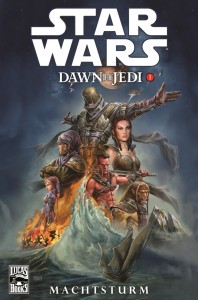 Panini Sonderband #72: Dawn of the Jedi I - Machtsturm