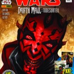 Star Wars #103: Darth Maul - Todesurteil, Teil 1 (06.03.2013)