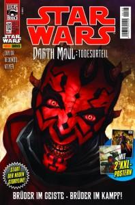 Star Wars #103: Darth Maul - Todesurteil, Teil 1 (06.03.2013)