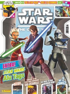 The Clone Wars Magazin #54