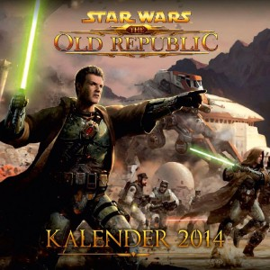 The Old Republic Wandkalender 2014