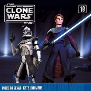 The Clone Wars - 19 - Mord im Senat / Katz und Maus