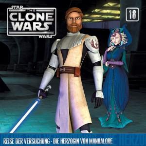 The Clone Wars - 18 - Reise der Versuchung / Die Herzogin von Mandalore