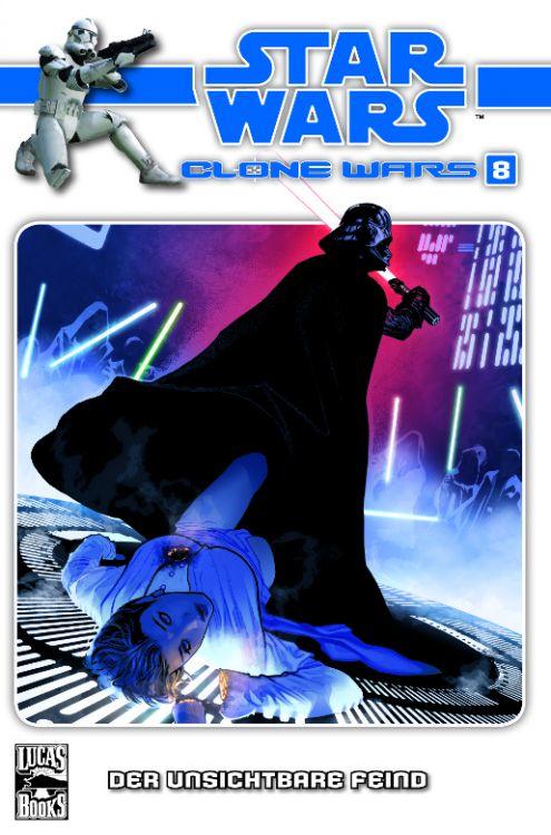 Clone Wars #8: Der unsichtbare Feind (17.03.2010))