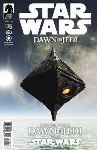 Dawn of the Jedi #0 (3rd Printing)