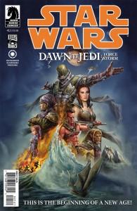 DOTJ: Force Storm #1 (Variantcover)