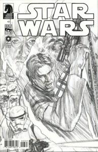 Star Wars #3 (Sketch)