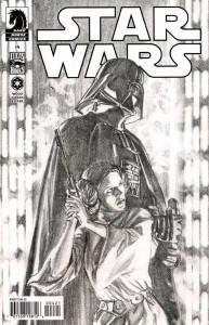 Star Wars #4 (Sketch Variant)