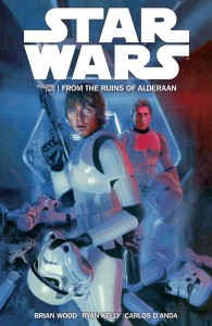 Star Wars: From the Ruins of Alderaan (TPB)