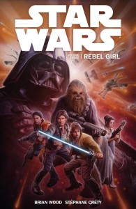 Star Wars Volume 3: Rebel Girl (14.10.2014, Amazon.de)