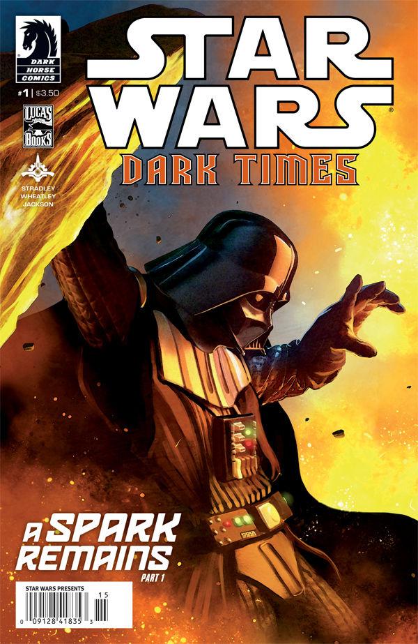 Dark Times: A Spark Remains 1