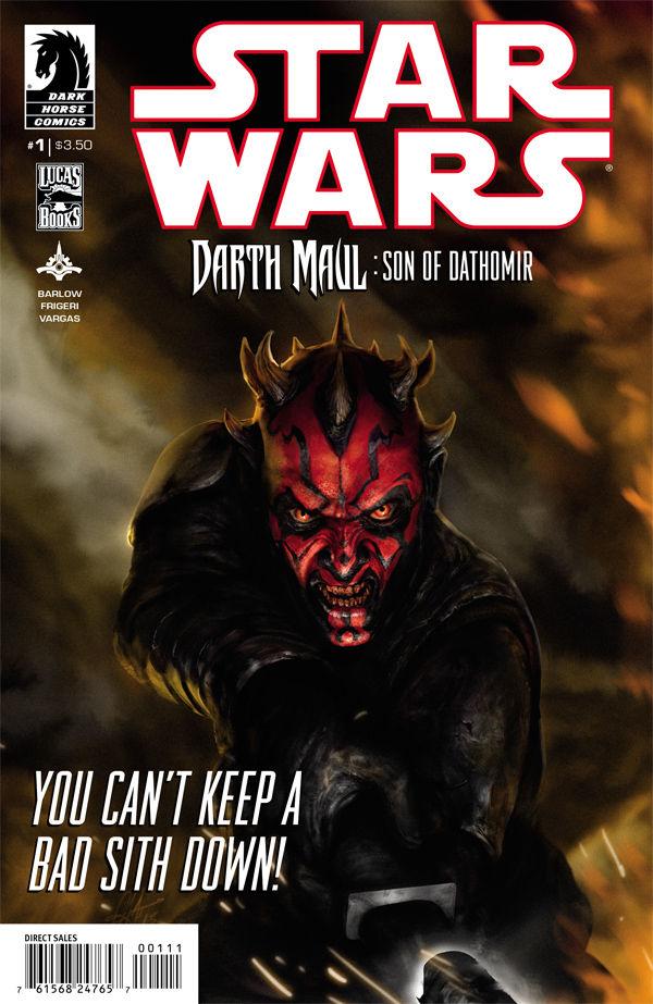 Darth Maul: Son of Dathomir #1