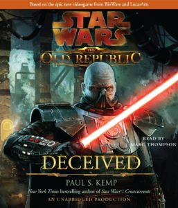 The Old Republic: Deceived (2011, CD)