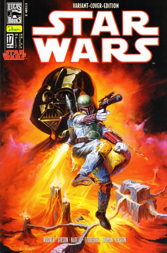 Star Wars #17 Variantcover