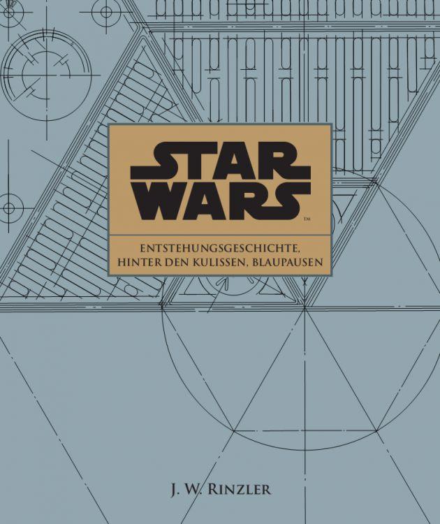 Star Wars: Entstehungsgeschichte, Hinter den Kulissen, Blaupausen ...
