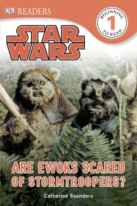 Are Ewoks Scared of Stormtroopers? (21.10.2013)