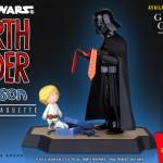 Die Vader-und-Sohn-Figuren von Gentle Giant